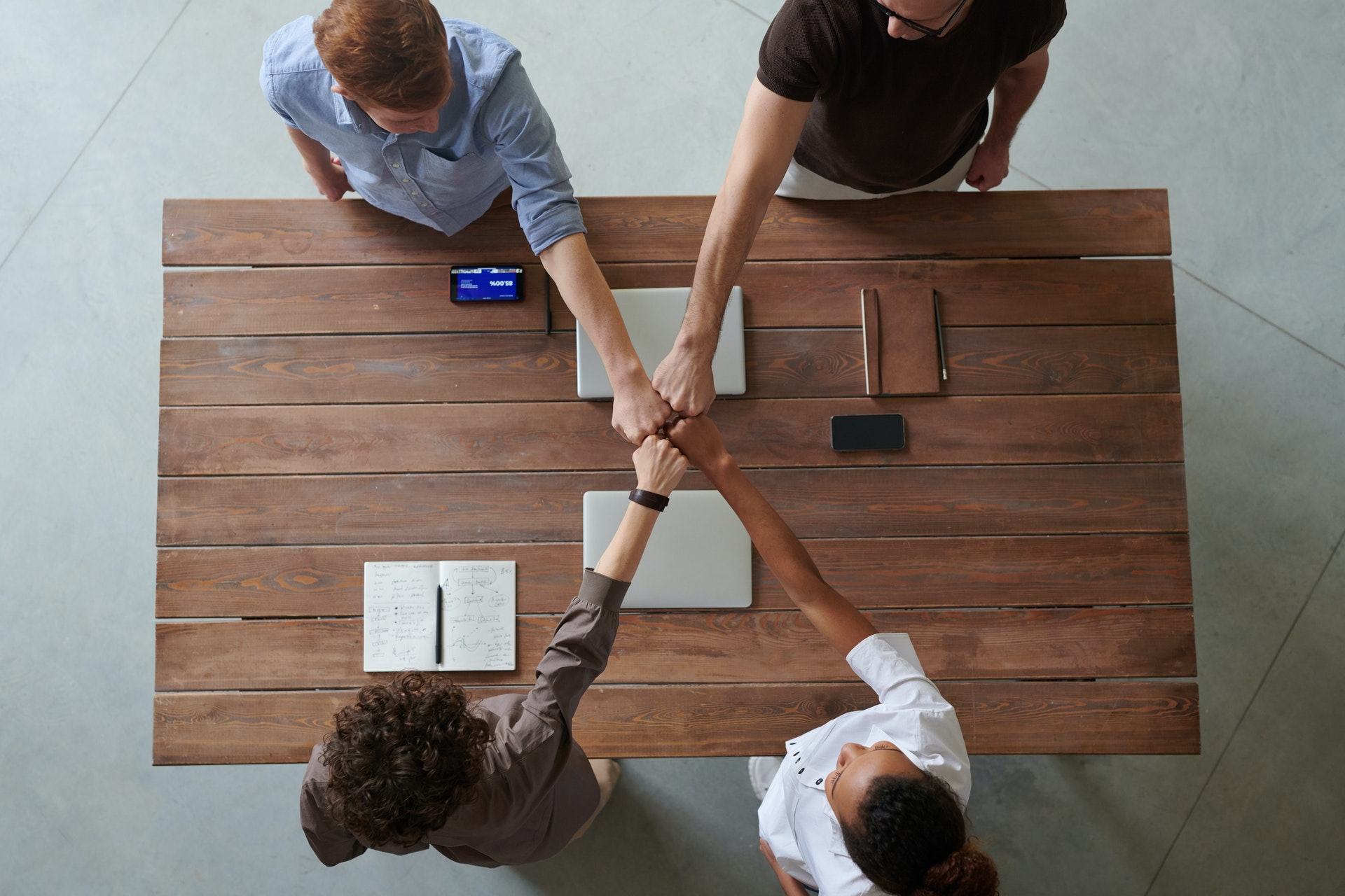 hiểu đội nhóm trong doanh nghiệp